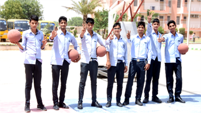 Sports Facilities @ RPS sr sec school mahendergarh